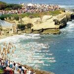 The La Jolla Rough Water Swim