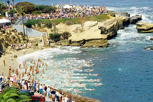 La Jolla Rough Water Swim