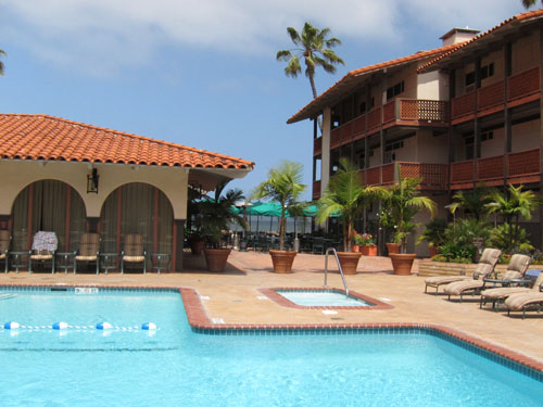 La Jolla Beach Front Hotels