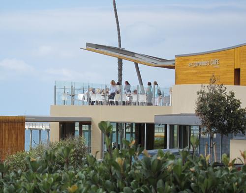 Cafes Ocean Beach San Diego