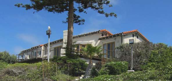 Romney La Jolla Beach House