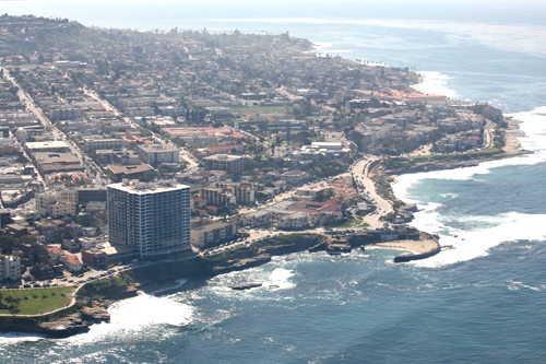 La Jolla Downtown
