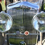Classic Car Show – La Jolla, California