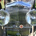 Classic Car Show – La Jolla, California