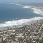 La Jolla Shores Coastline