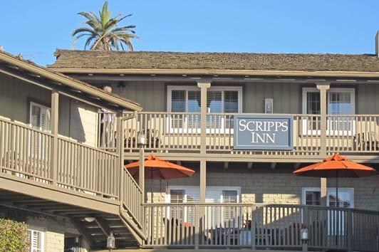 La Jolla Boulevard Hotels