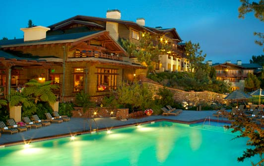 The Lodge At Torrey Pines La Jolla California La Jolla