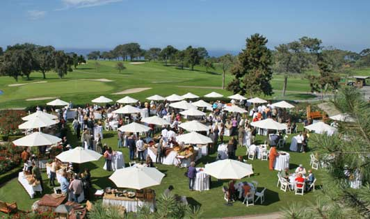 Celebrate the Craft takes place at The Lodge at Torrey Pines every fall.