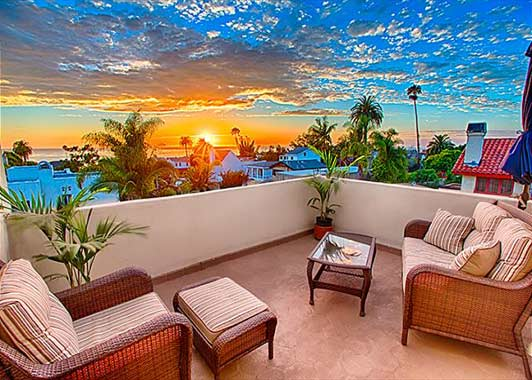 The winner of the La Jolla Foodie Getaway will spend 3 nights in a one- or two-bedroom vacation rental home in La Jolla.