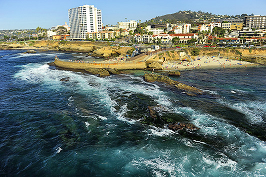Icon Helicopters wants La Jolla Foodie Getaway winners to enjoy a visual feast as well as lots of great food.